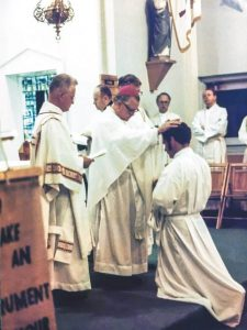 Deacon Sam Beckman followed call to serve God, Church, community